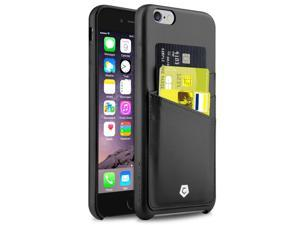 1816f24c6d Apple iPhone 6 Plus/ 6s Plus Case, Cobble Pro Leather [Card Slot]