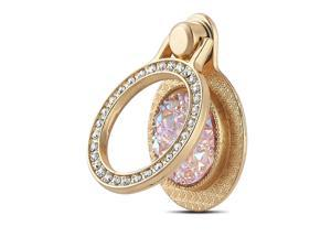 Insten Universal The Jewelry Ring Stand With Adhesive Back - Gold