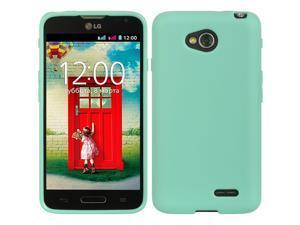 LG L70 Case, by DreamWireless Rubberized Hard Snap-in Case Cover ...