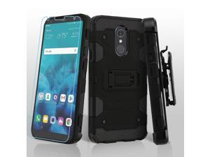 Insten 3-in-1 Storm Tank with Screen Protector Dual Layer [Shock Absorbing
