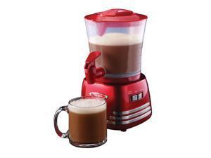 Nostalgia Electrics  HCM700RETRORED  Red  Retro Series Hot Chocolate Maker