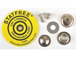 Desco Universal Strap Kit   09864