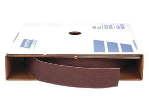 "Abrasive Roll,1-1//2/""Wx150ft L,80G,Brown NORTON 66261126288"