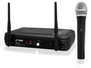 PylePro - Premier Series Professional UHF Wireless Handheld Microphone System