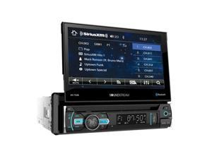 "SOUNDSTREAM VR-75XB 7"" Touchscreen 1-DIN w/ DVD, CD/MP3, AM/FM Receiver w/ Bluetooth 4.0 & SiriusXM Ready"