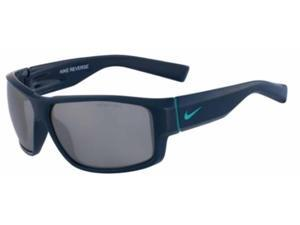 390f1300a7de Nike Reverse Sunglasses, Space Blue Frame, Grey Silver Flash Lens ...