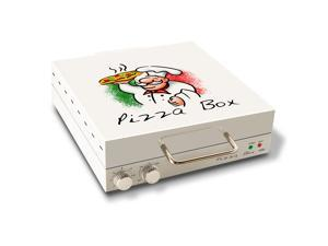 CuiZen PIZ-4012 White Pizza Box Oven, Medium, White