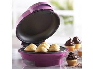 Brentwood Appliances TS-252 Mini Cupcake Maker, Pink