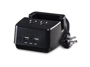 CyberPower Systems USA PS205U CyberPower USB Chargers - 120 V AC Input Voltage - 5 V DC Output Voltage - 2.10 A Output Current