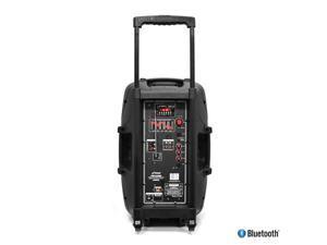 PYLE PRO PPHP122BMU 800-Watt Portable Bluetooth(R) PA Loudspeaker System