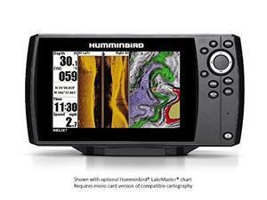 Humminbird Helix 7 Chirp SI/GPS G2 Fishfinder w/ Transducer 410310-1