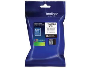 Brother LC3029BK Super High Yield Ink Cartridge - Black