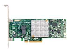 Adaptec Controller Card 2293901-R 12Gb/s 4 Port RAID PCIE SAS / SATA LP / MD2 Adapters