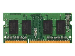 KINGSTON TECHNOLOGY DT & NOTEBOOKS KCP316SS8/4 4GB 1600MHZ SODIMM SINGLE RANK