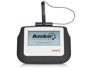 Ambir Technology SP110-NG Imagesign Pro 110 - Signature Terminal With Lcd Display - 4 X 2 In - Wired - Usb
