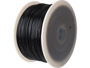 Flashforge 3D-FFG-ABSBK ABS Filament, 1.75mm, Black
