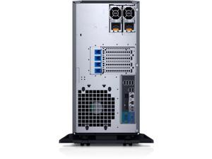 Dell PowerEdge T330 5U Tower Server - 1 x Intel Xeon Quad-core (4 Core) - 8 GB Installed DDR4 SDRAM - 1 TB (1 x 1 TB) Serial ATA/600 HDD - Serial ATA Controller - 1 x 495 W