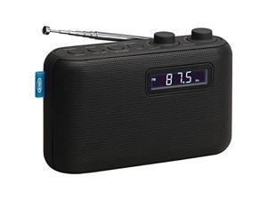 Jensen[r] Sr-50 Portable Am/fm Digital Radio & Alarm Clock