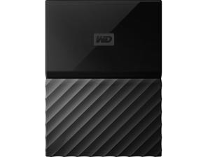WD 1TB My Passport for Mac Portable Hard Drive - Time Machine Ready with Password Protection