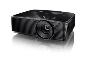 Optoma HD143X DLP Projector 3000 Lumens 1080P 23,000:1 REC.709 color 12,000 hour lamp life, HDMI, 3D Sync port, USB power