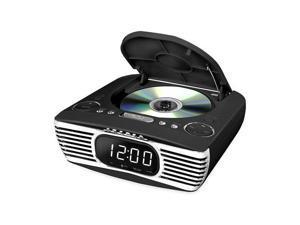 INNOVATIVE TECHNOLOGY INN-V50-250-BLK BLUETOOTH BEDSIDE STEREO, CD, FM, BLACK