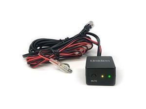 Uniden[r] Rda-hdwkt Radar Detector Hardwire Kit With Mute Button