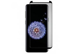 SAMSUNG GALAXY S9 PLUS GADGET GUARD BLACK ICE CORNICE 2.0 FULL CURVED TEMPERED GLASS SCREEN PROTECTOR