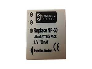 a4ae5c793 SDNP30 Lithium-Ion Rechargeable Battery - Ultra High Capacity (3.7V 700 mAh)