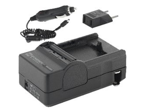 110//220V Includes a EU Adapter Casio Exilim EX-Z10 Digital Camera Battery Charger Replacement Charger for AA and AAA Battery