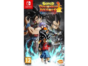 Nintendo Switch Super Dragon Ball Heroes Video Game - Import Region Free