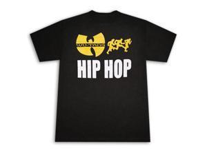 584dd24930a4 RAEKWON Wu Tang Clan Runs Hip-Hop Rap Music Memorabilia Men s Black T-Shirt