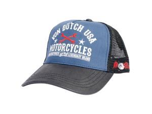 b9e556f8242 Von Dutch Men s Women s Motorcycles Trucker Hat ...