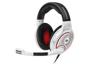 Sennheiser Game One Open Acoustic Over Ear Multi-Platform Gaming Headset - White