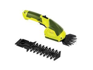 Sun Joe 7.2-Volt Cordless 2-In-1 Grass Shear + Hedge Trimmer