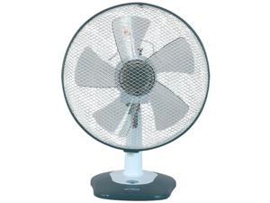 Optimus F-1212 12 Oscillating Table Fan with Soft-Touch Switch