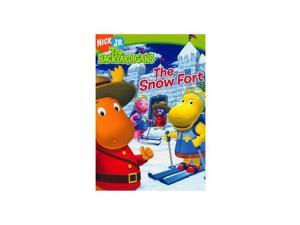 BACKYARDIGANS-SNOW FORT (DVD) (WS)