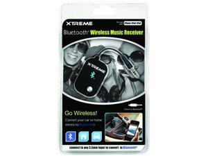 Xtreme XT-XBA91007B  Bluetooth 2in1 Wireless Audio Receiver Black