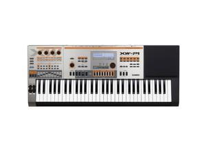 Casio XW-P1 Performance Keyboard Synthesizer, 61-Key