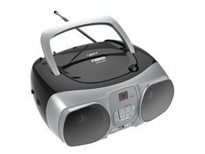 NAXA NPB-260 MP3, CD & CD-R/RW Boom Box