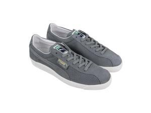 2a98a077d36d Puma Te Ku Summer Quarry Puma White Mens Lace Up Sneakers
