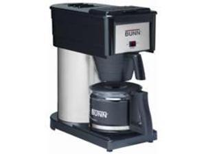 BUNN BXB Velocity Brew 10-Cup Home Brewer, Black