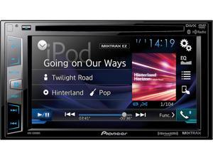 "Pioneer AVH-X391BHS DVD/CD receiver 6.2"" touchscreen display Built in HD Radio and Bluetooth"