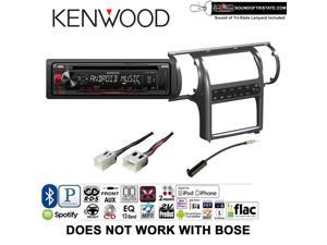 kdc125u,kenwood - Newegg com