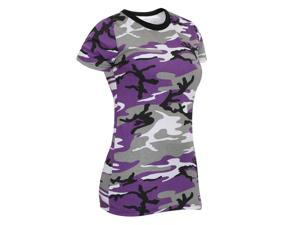 Rothco Womens Long Length Camouflage T-Shirt 09382cdddb6