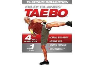 BILLY BLANKS:TAE BO PLATINUM COLLECTI