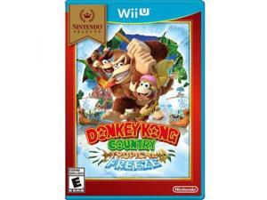 Donkey Kong Country: Tropical Freeze - Nintendo Selects - [E] (Wii-U)