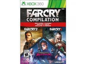 Far Cry Compliation - Xbox 360