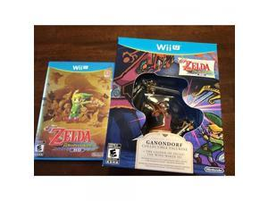 The Legend of Zelda The Wind Waker HD Limited Edition - Nintendo Wii U