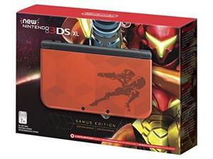 nintendo new 3ds xl  samus edition discontinued