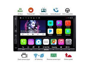 new atoto a6 2din android car navigation stereo with dual bluetooth  standard a6y2710sb 1gb+16gb car entertainment multimedia radio,wifi/bt tethering internet,support 256g sd &more